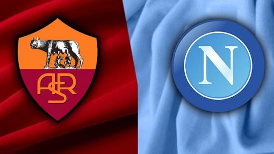 Risultati Serie A : vincono Roma e Napoli