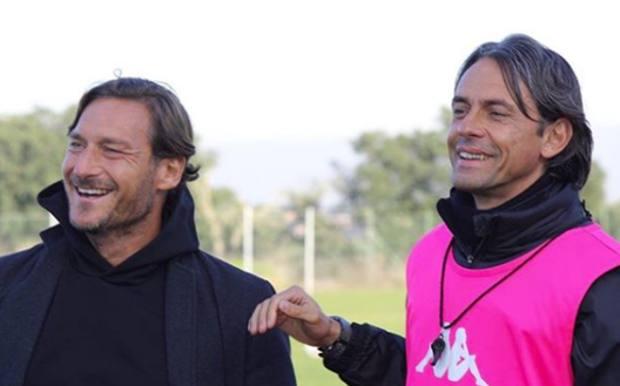 Benevento, Francesco Totti è il nuovo acquisto per l