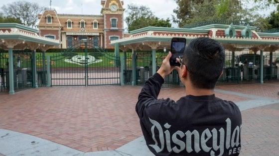 Coronavirus Stati Uniti : La Disney taglia ben 28.000 posti lavoro