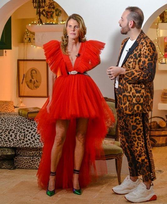 Anna Dello Russo ai microfoni di Fashion in Star: Ecco cosa consiglio ai giovani