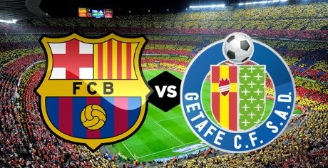 Barcellona Getafe, ecco le formazioni ufficiali