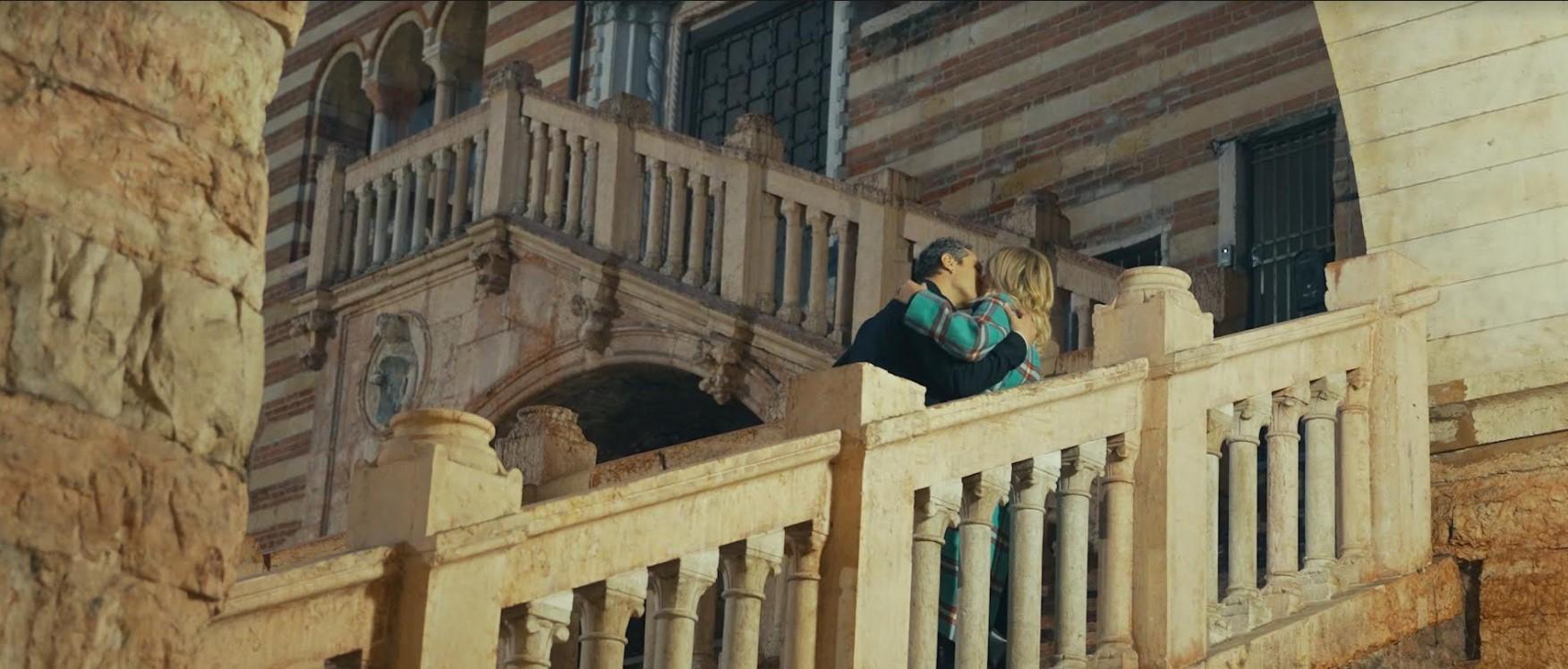 Francesca Barra e Claudio Santamaria protagonisti di La Verona di Dante
