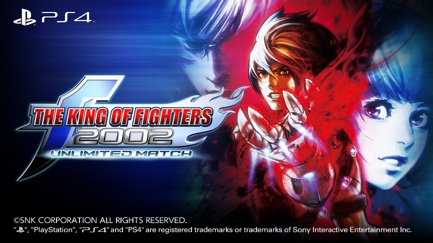 THE KING OF FIGHTERS 2002 UNLIMITED MATCH arriva oggi in digitale su PlayStation 4