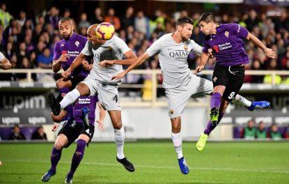 Fiorentina Roma live : Ecco dove vedere la partita in diretta TV e in streaming