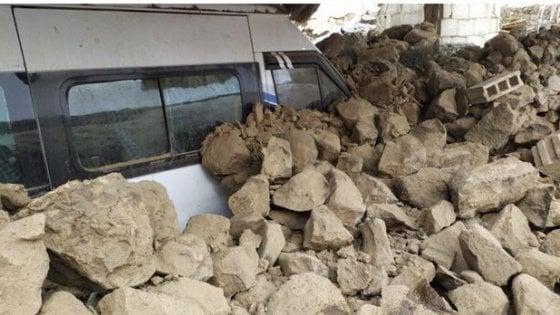 Terremoto di magnitudo 5.7 fra Iran e Turchia : 7 vittime