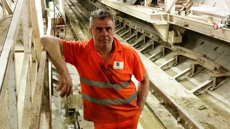 Lauria : Il 42enne Raffaele Ielpo morto sul lavoro nella metro di Milano