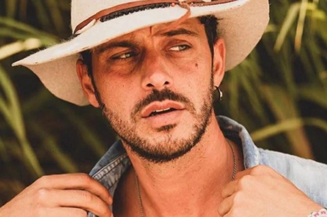Andrea Montovoli concorrente del Grande Fratello Vip 2020