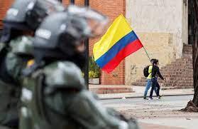 Proteste Colombia :  ci sono almeno 42 vittime