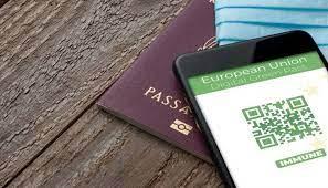 Covid-19 : Primo ok del Parlamento Ue al Green pass