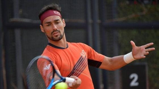 Tennis, Fabio Fognini è positivo al Covid-19
