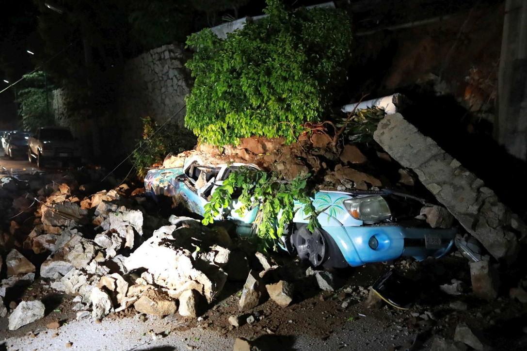 Terremoto magnitudo 7 in Messico: Nessun danno grave