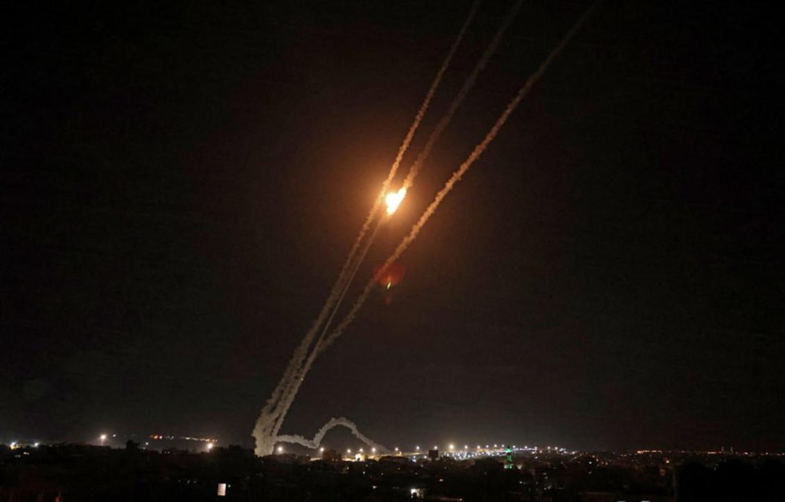 Israele bombarda 150 obiettivi Hamas : Non ci sono truppe a Gaza