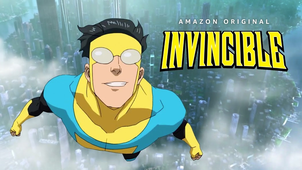 INVINCIBLE DI ROBERT KIRKMAN IN ARRIVO IL 26 MARZO SU AMAZON PRIME VIDEO