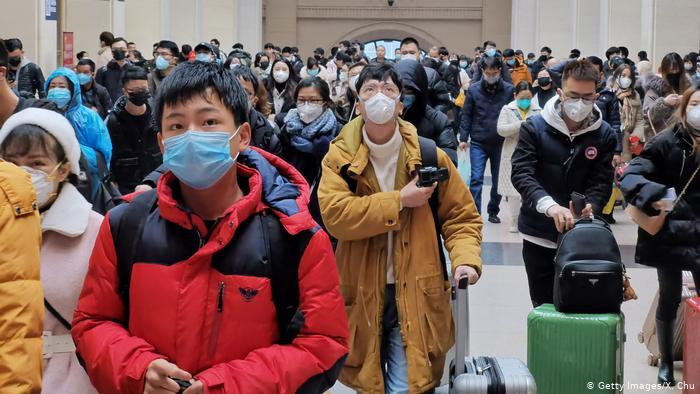 Emergenza Virus in Cina : il bilancio è di 56 morti e 2000 contagi