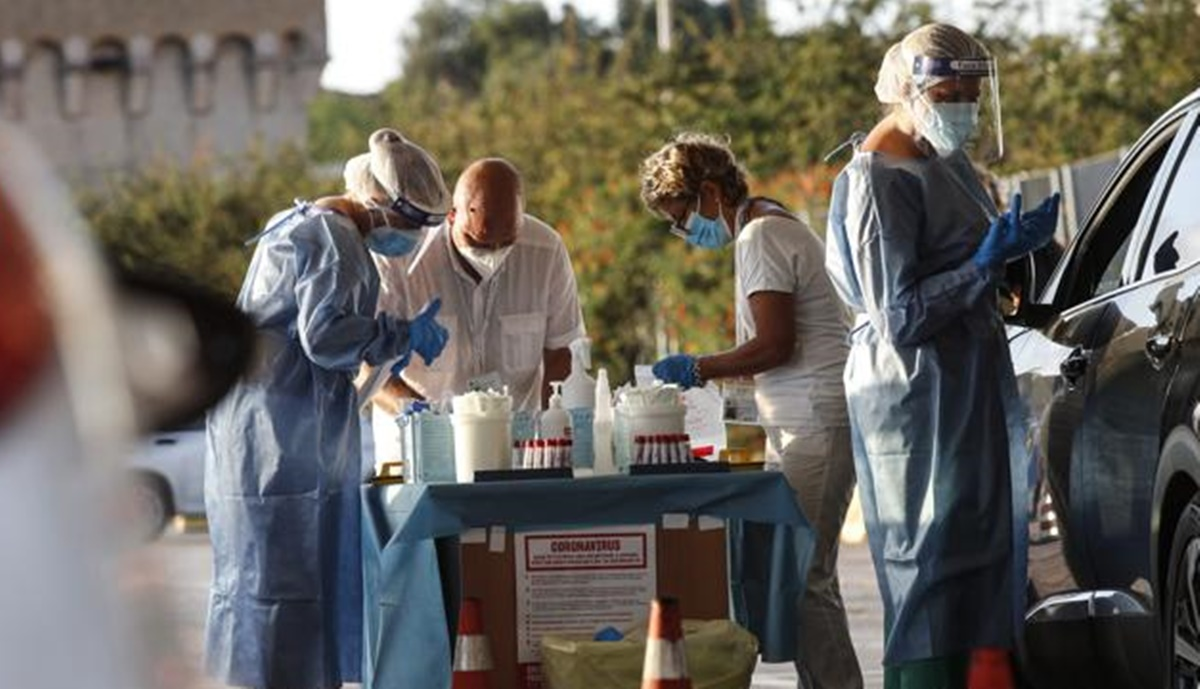 Lockdown per tutta l?Italia : L?appello dei medici per contenere il Coronavirus