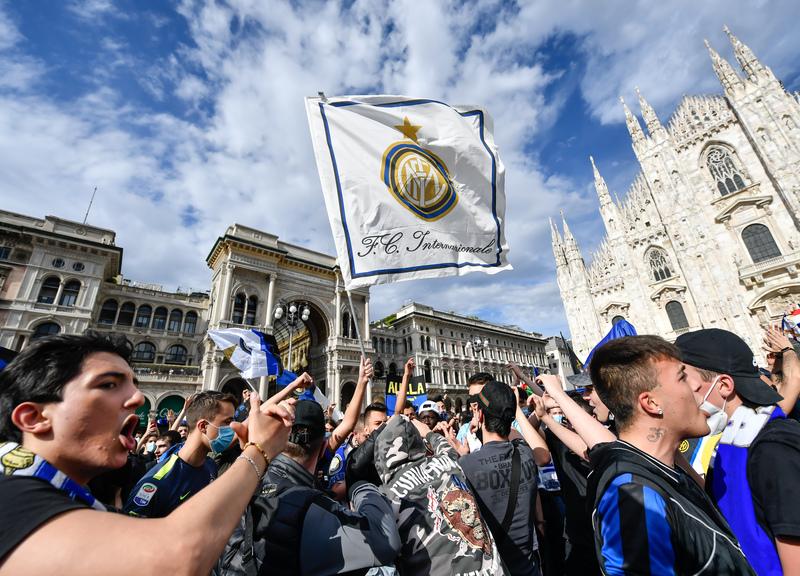 Festa scudetto Inter : Il Sottosegretario Sileri è preoccupato