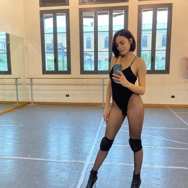 Elodie super bomba sexy su instagram