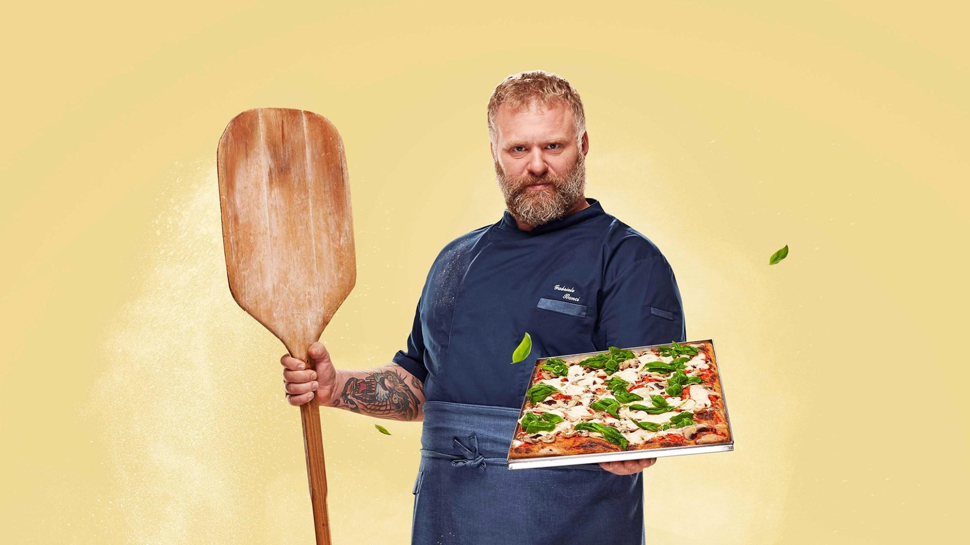 Pizza Hero arriva a Catania: si sfidano tre forni della città