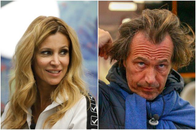 GF Vip, Antonio Zequila: Adriana Volpe è falsa, con lei una storia 30 anni fa