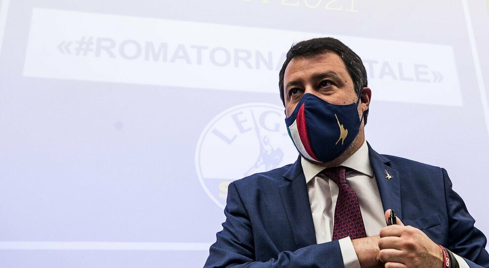 Matteo Salvini : C