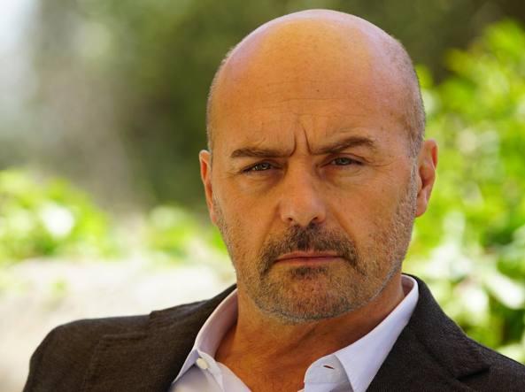 Paura per Montalbano : Incidente in moto per l'attore Luca Zingaretti