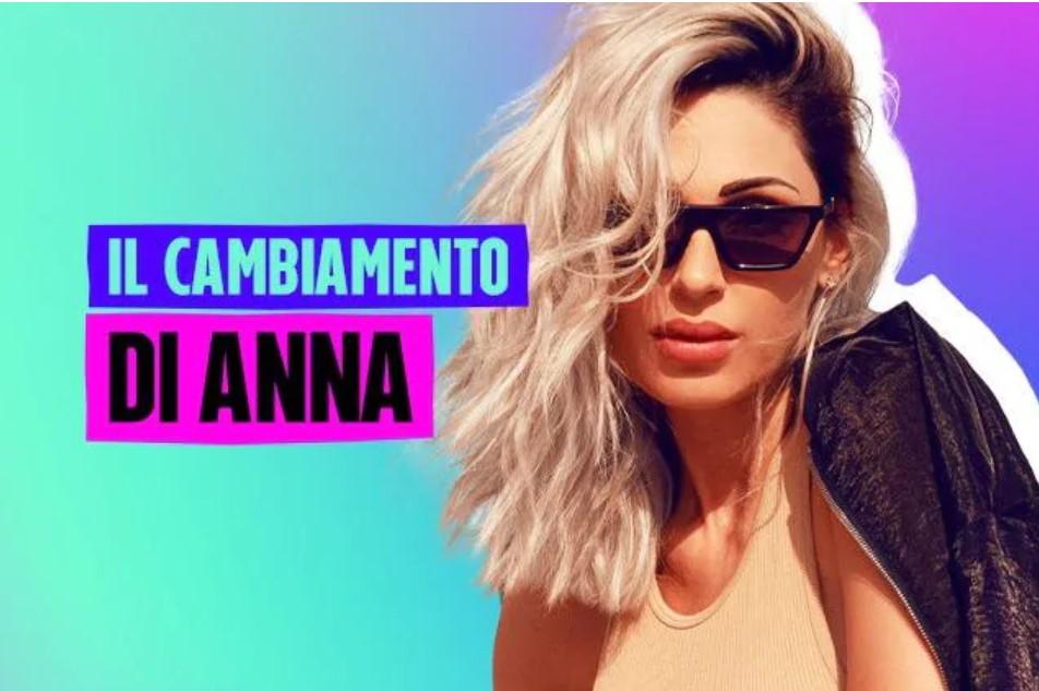 Anna Tatangelo : Mi rimetto in gioco, anche se devo combattere tanti pregiudizi