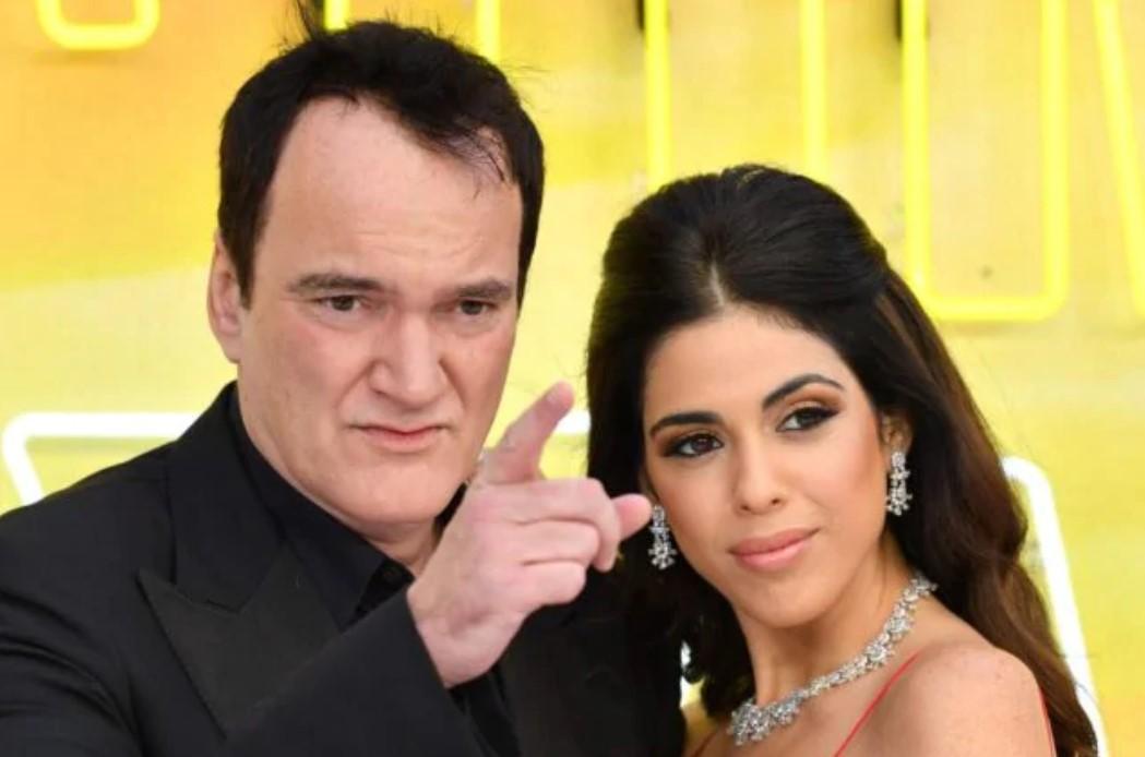 Quentin Tarantino papà a 56 anni, Daniella Pick ha partorito in Israele