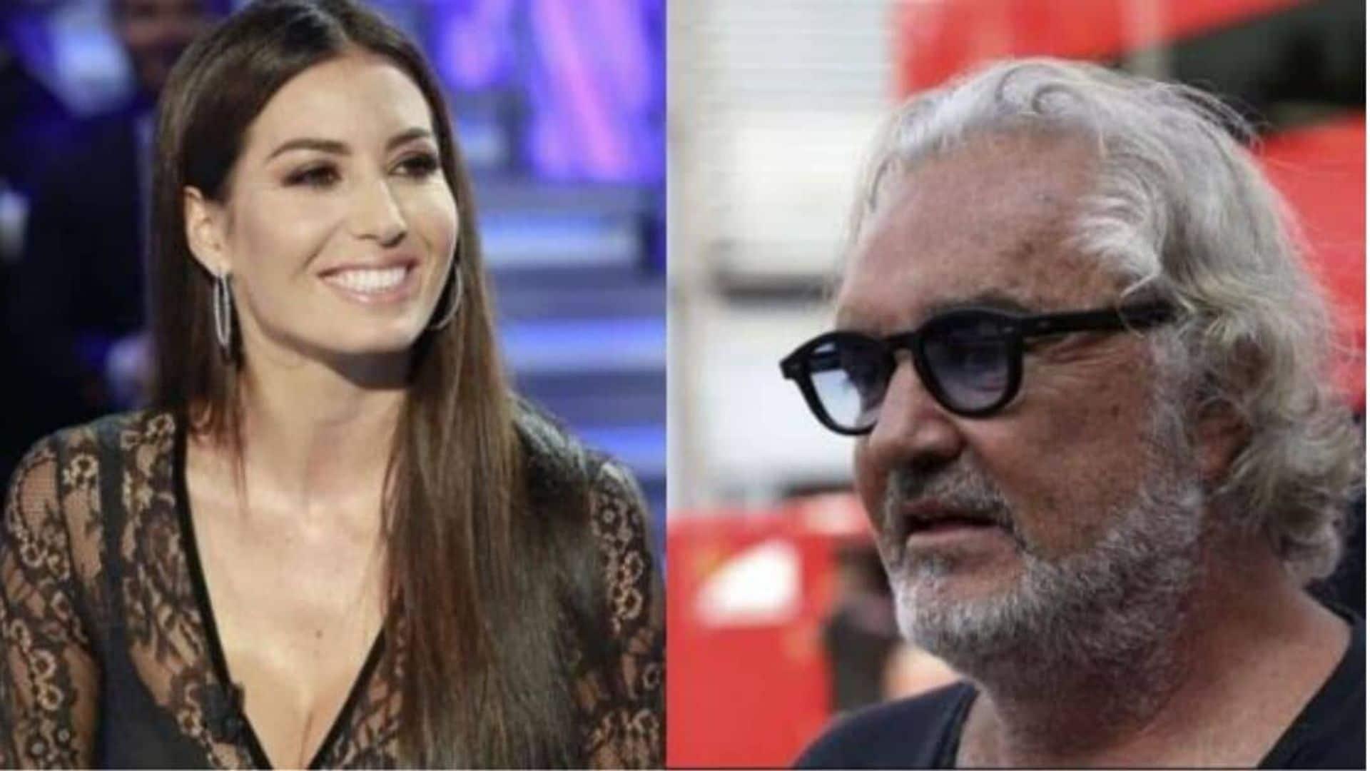 Ritorno di fiamma? Flavio Briatore e Elisabetta Gregoraci insieme a pranzo