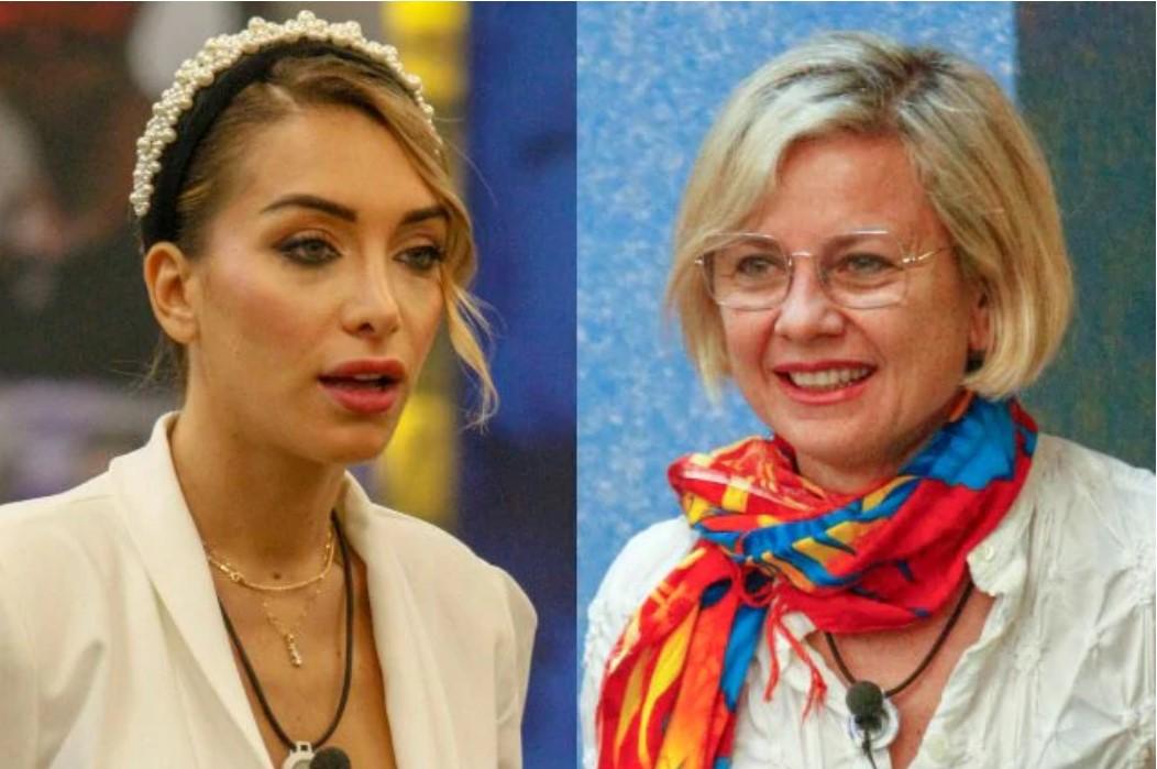 GF Vip, Antonella Elia contro Elisa De Panicis : È una pornostar, la dà a tutti
