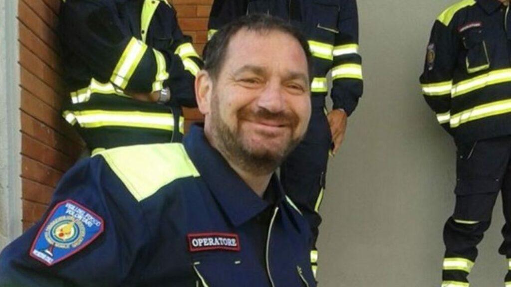 Ascoli Piceno : Umberto Cardinali è morto dopo aver domato un incendio
