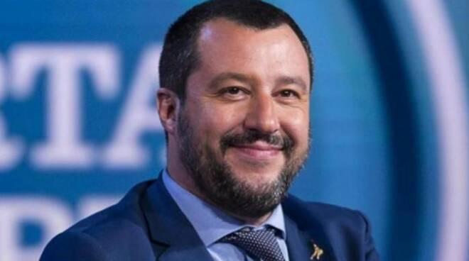 Matteo Salvini: No ad un esecutivo minestrone