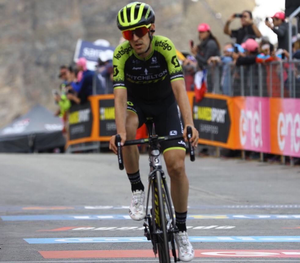 Giro Italia,Simon Yates si ritira: è positivo al Covid-19