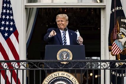 Il presidente Donald Trump è guarito dal Covid-19 : Ma gli esperti hanno dubbi
