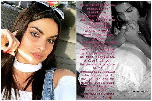 A Uomini e donne il  grave lutto per Teresa Langella