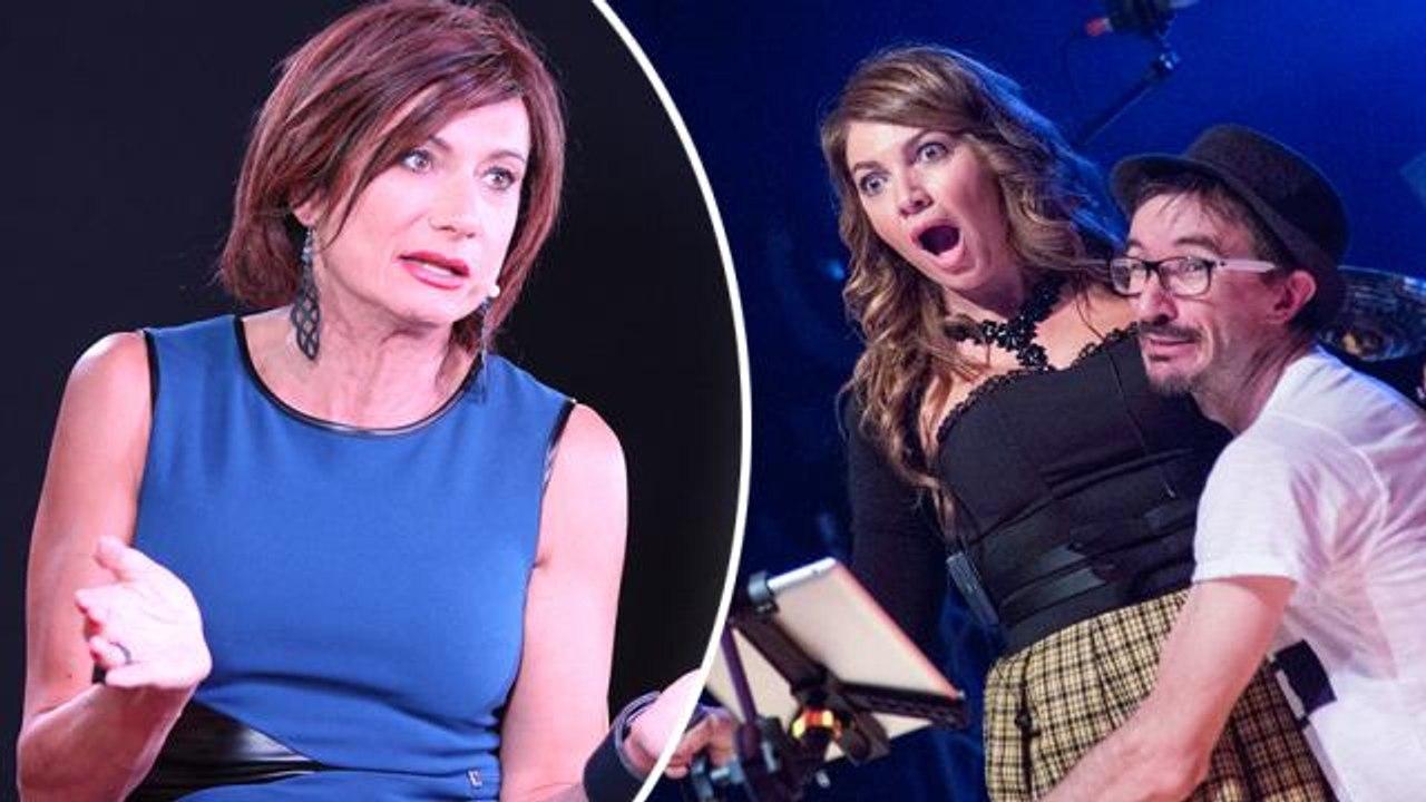 La Battuta sessista contro Luxuria al concerto di Cristina D'Avena: la cantante è furiosa