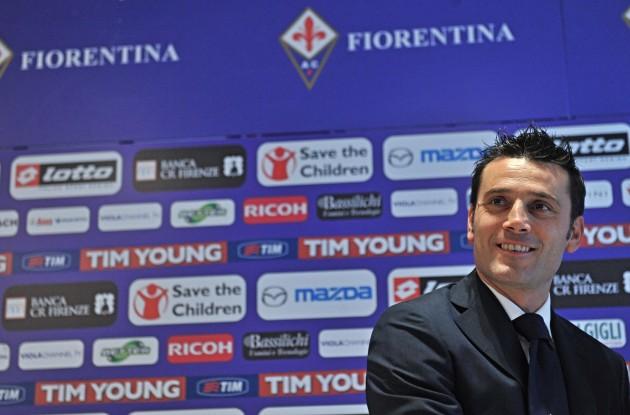 La Fiorentina non vince : esonero di Vincenzo Montella imminente