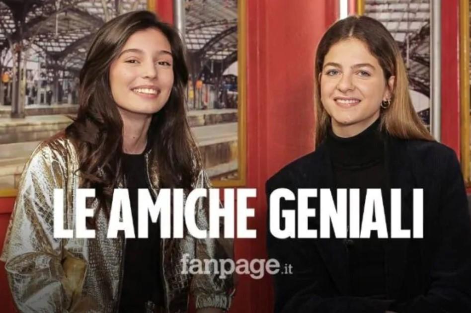 L'Amica Geniale, Gaia Girace e Margherita Mazzucco : È stato bello, ora guardiamo al futuro