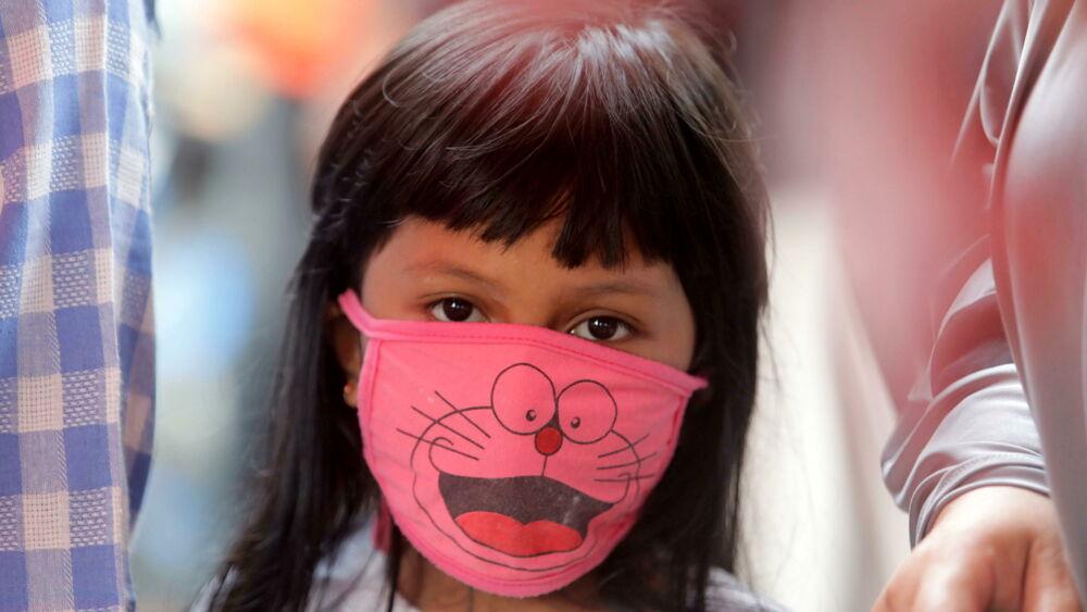 Coronavirus, ecco quando i bambini devono indossare le mascherine