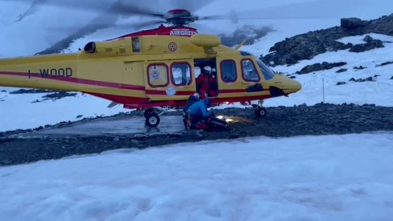 Assiderate sul Monte Rosa: Due donne morte bloccate dal maltempo