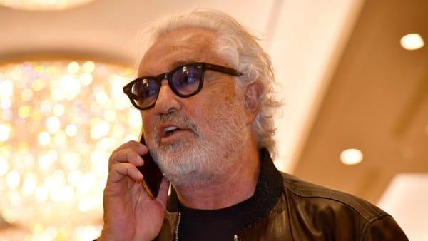 Flavio Briatore contro il Governo : Propongo una petizione per chiedere i danni