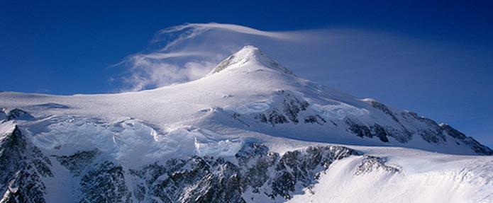 Il Monte Vinson : la montagna più alta dell