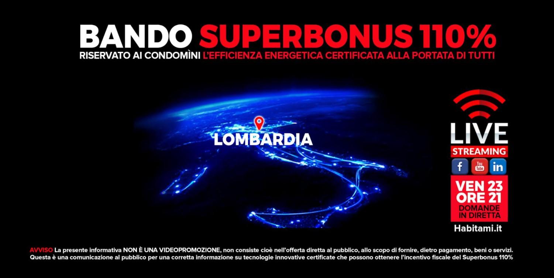 Bando Condomini 2021 Lombardia Efficienza Energetica