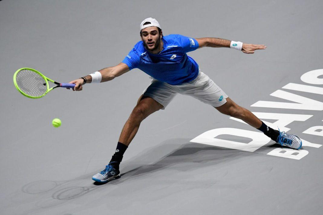 Tennis, le condizioni di Matteo Berrettini dopo il forfait all