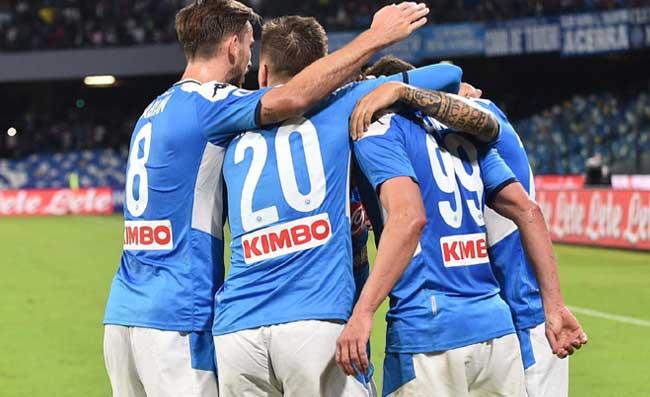 Napoli Fiorentina, ultime dal campo e probabili formazioni