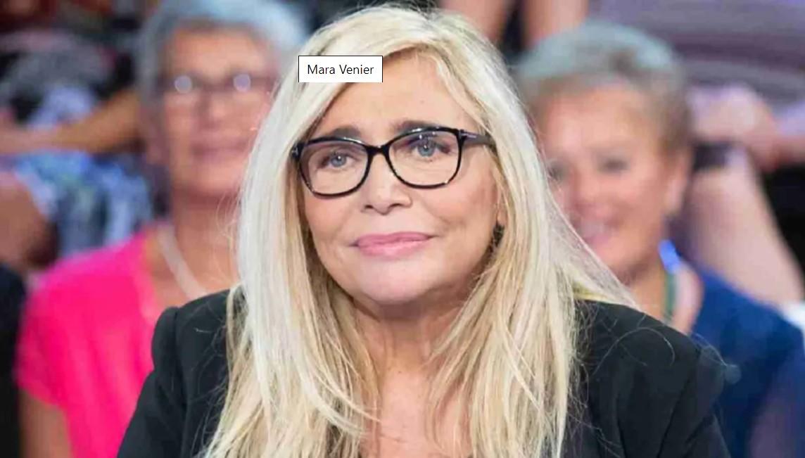 Mara Venier difende il suo collega Amadeus dalle dure parole del giornalista Roberto D'Agostino