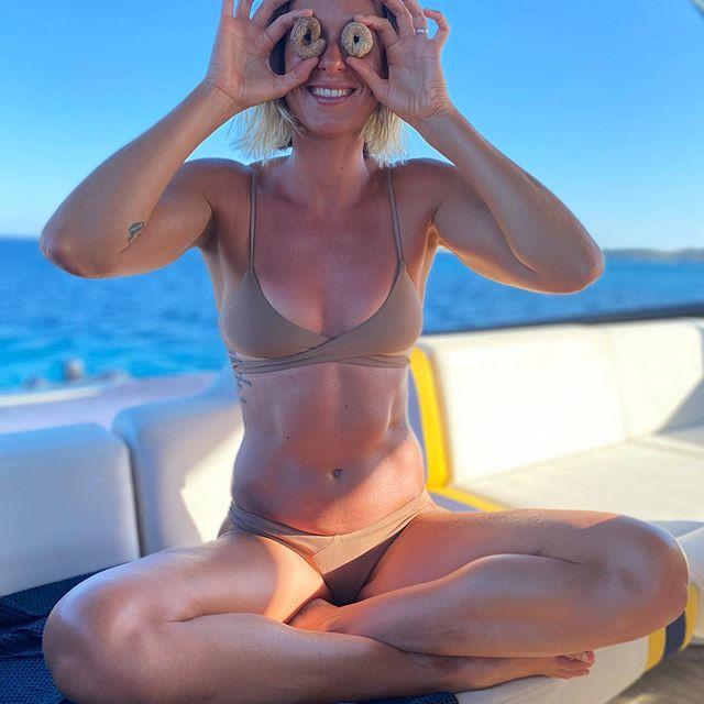 Goodnight! la buonanotte sexy di Federica Pellegrini