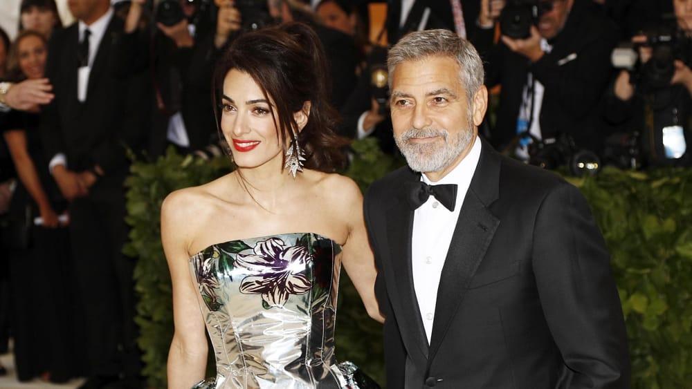 George Clooney e Amal Alamuddin divorziano?