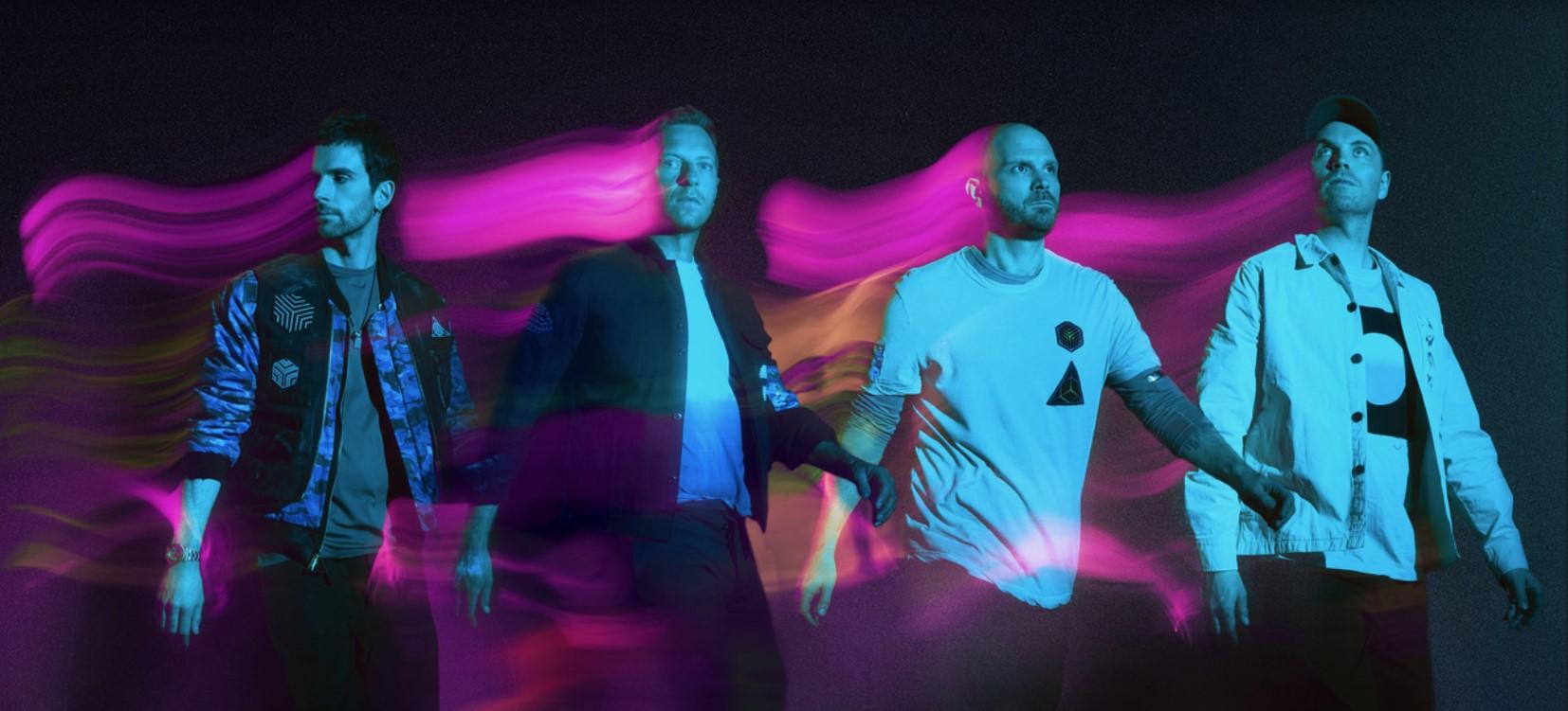 Il 24 maggio i Coldplay in concerto in esclusiva su TikTok per il Red Nose Day