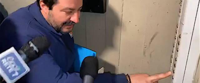 Matteo Salvini: Se il ragazzo non spaccia avrà le mie scuse