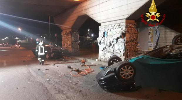 Cologna Veneta : In auto col marito, Sara Pavan morta in un incidente a Montebello Vicentino